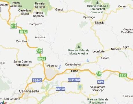 Bilocale Resuttano Via Roma 3