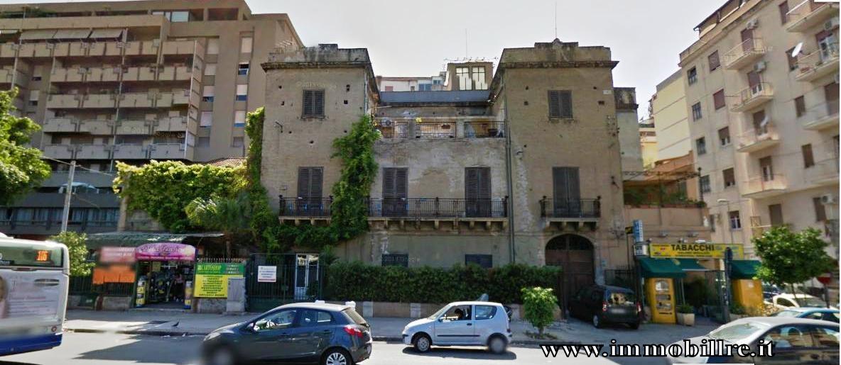 Vende Appartamento Via La Villa Palermo